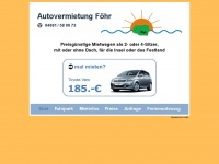autovermietung-foehr.de