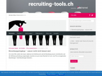 recruiting-tools.ch