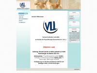 physiotherapievll.de Webseite Vorschau