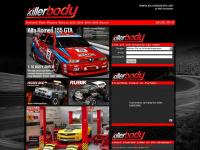 killerbodyrc.net Webseite Vorschau