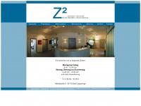 z2-zahnaerzte.de Webseite Vorschau