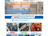zuestag.ch Webseite Vorschau