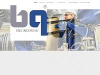 bqengineering.com Webseite Vorschau