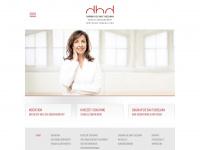 dbd-mediation.de Webseite Vorschau