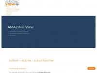 amazing-view.de Webseite Vorschau