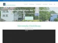 kitas-tsg-heilbronn.de Webseite Vorschau
