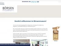 boersenmuseum.de
