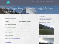 loipen-toggenburg.ch Webseite Vorschau