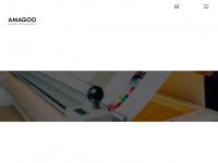amagoo.com Webseite Vorschau