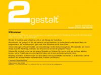 2gestalt.de Webseite Vorschau
