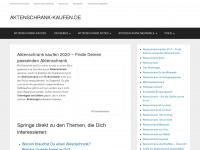 Aktenschrank-kaufen.de
