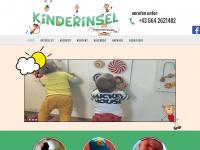kinderinsel-feldkirchen.at Webseite Vorschau