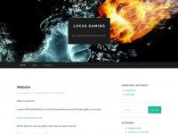 locasgaming.wordpress.com Webseite Vorschau