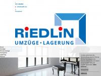 riedlin-umzuege.de