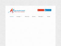 kipp-sanitaer.de Webseite Vorschau