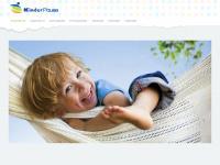kinderpause-mainz.de Webseite Vorschau