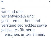 unit-werbeagentur.de Thumbnail
