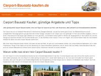 carport-bausatz-kaufen.de