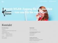 verami.ch Webseite Vorschau