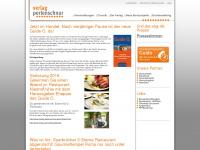 verlag-perlenschnur.de Webseite Vorschau