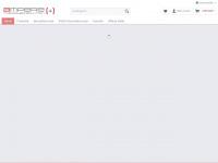 ampere-plus.ch Webseite Vorschau
