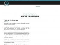 physio-gehrmann.de Webseite Vorschau