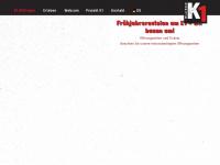 k1-willingen.de Webseite Vorschau