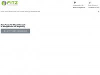 physio-fitz.de Webseite Vorschau
