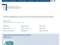 kirchengemeinde-niederboerde.de Webseite Vorschau