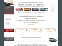 autoankauf-weilheim.com