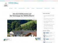 nmszoebern.ac.at Webseite Vorschau
