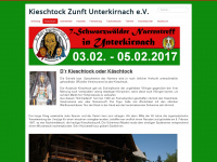 kieschtockzunft.de Thumbnail