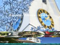 kirchedielsdorf.ch Webseite Vorschau