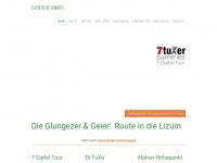 7tuxer.at Webseite Vorschau