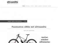 xdreamlite.com Webseite Vorschau