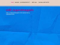 m80-magazin.de Webseite Vorschau