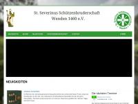 schützenbruderschaft-wenden.de