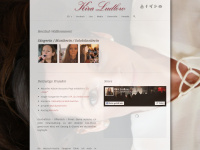 kira-ludlow.com Webseite Vorschau