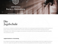 jagdschule-vonfuerstenberg.de