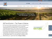 2bfermcontrol.com Webseite Vorschau