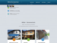 mueller-sonnenschutz.com