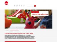 kinderbetreuung-in-essen.de Webseite Vorschau