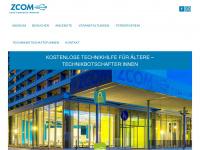 zuse-computer-museum.com Webseite Vorschau