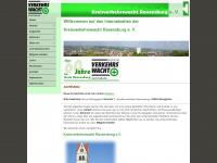 kvw-ravensburg.de Webseite Vorschau