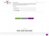 physio-lueger.com Webseite Vorschau