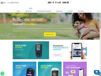 accu-chek.com.pe