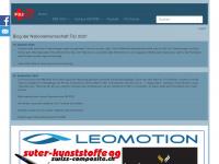 f3j.ch Webseite Vorschau