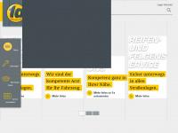1aautoservice.at Webseite Vorschau