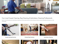 sparkycarpetcleaning.com Webseite Vorschau