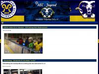 aec-ev.de Webseite Vorschau